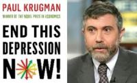 Paul Krugman: End this depression now!