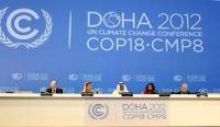 Doah (Qatar) - 18^ Conferenza dell'ONU sul clima - 8 dicembre 2012