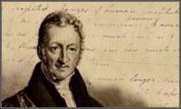 Thomas Robert Malthus